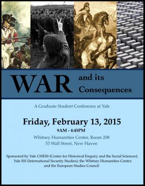 War and its Consequences